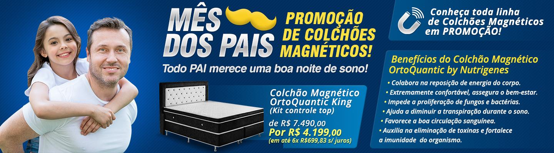 Colchao Ortoquantic by Nutrigenes Promoção