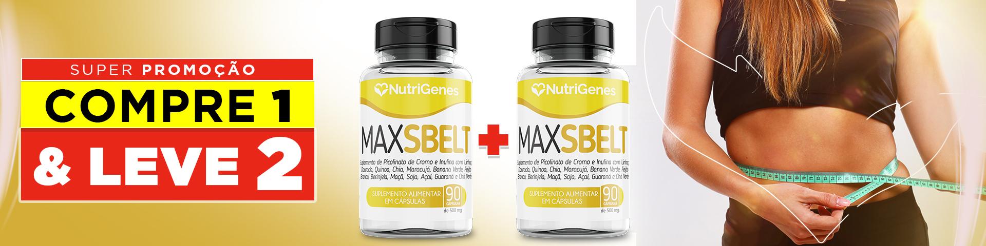 Promoção Maxsbelt