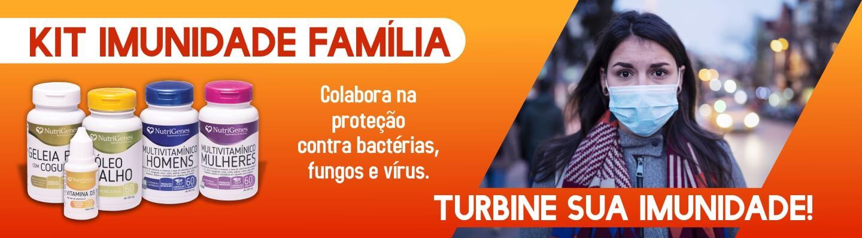 Kit Imunidade Família