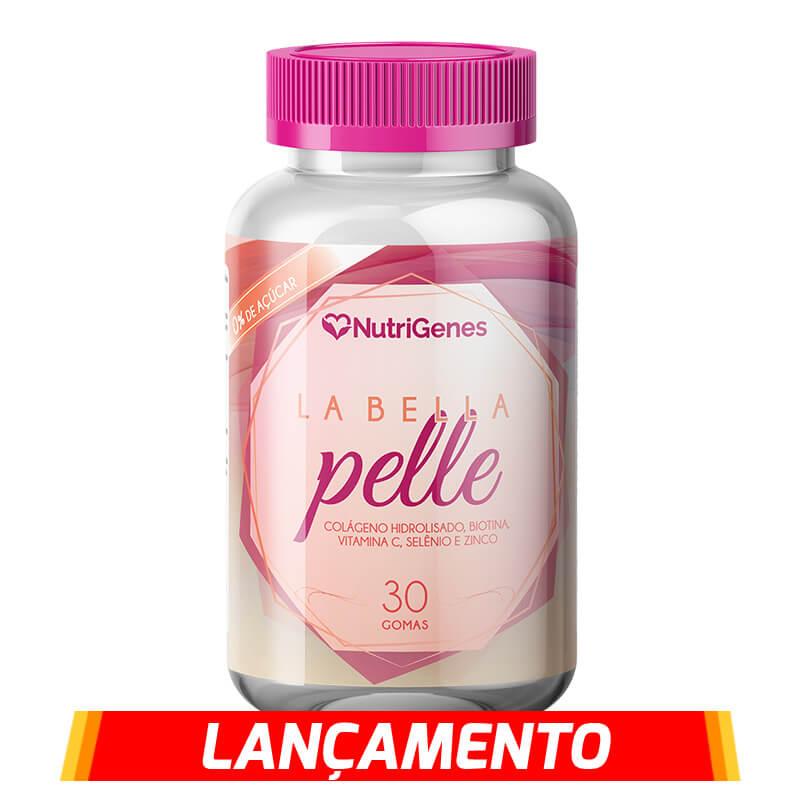 La Bella Pelle 30 gomas | Nutrigenes