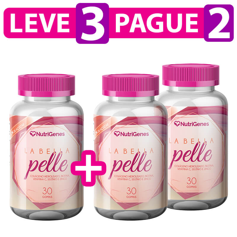 La Bella Pelle - Leve 3, Pague 2