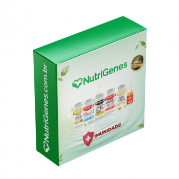 01x Kit Imunidade | Nutrigenes