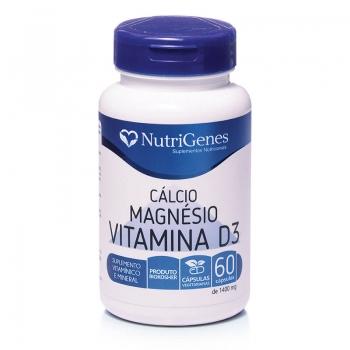Cálcio, Magnésio e Vitamina D3