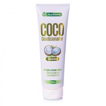Condicionador de Coco 250 ml | Nutrigenes