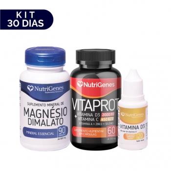 Trio Acelerador 30 dias