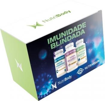 Kit Imunidade Blindada Nutribody 1 Mês