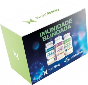 Kit Imunidade Blindada Nutribody 3 Meses