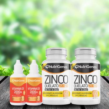 Kit Imunidade N6 | Nutrigenes
