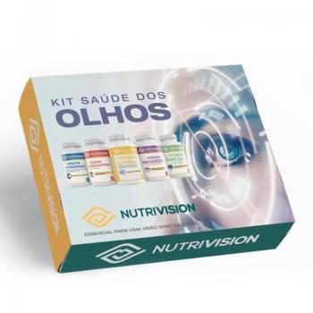 Kit Saúde dos Olhos Nutrivision 1 Mês
