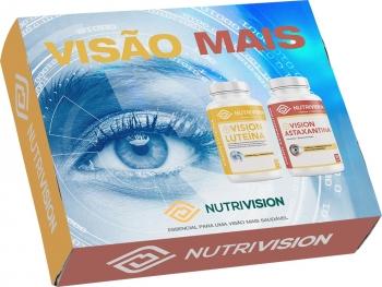Kit Visão + Nutrivision 12 Meses