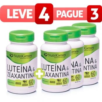 Luteína & Zeaxantina - Leve 4, Pague 3