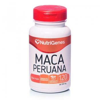 Maca Peruana 120 cápsulas | Nutrigenes