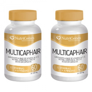 MulticapHair 2 Potes