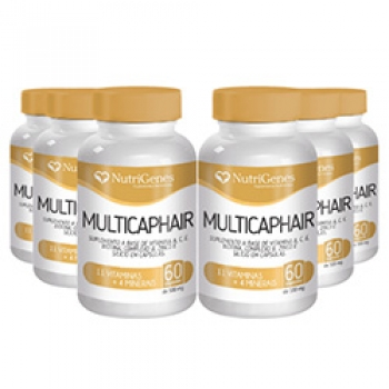 MulticapHair 6 Potes