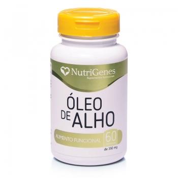 Óleo de Alho 60 cápsulas | Nutrigenes