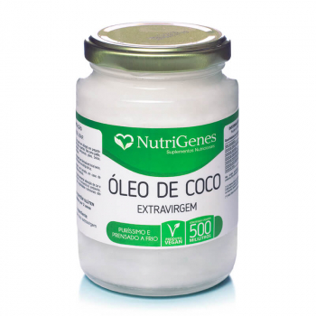 Óleo de Coco 500 ml | Nutrigenes