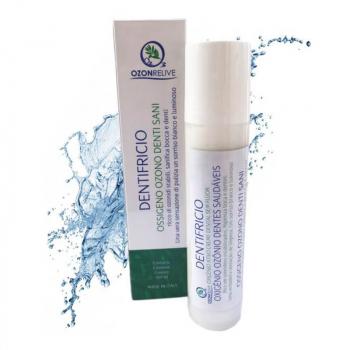 OzonRelive Creme Dental - sem flúor