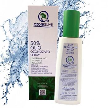 OzonRelive Olio Ozonizzato Spray