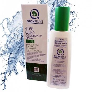 OzonRelive Olio Ozonizzato Spray Plus