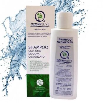 OzonRelive Shampoo Ozonizzato