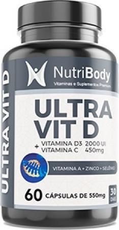 Ultra Vit D 1 Mês