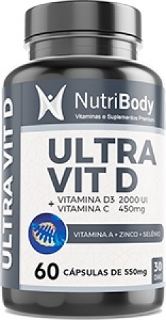 Ultra Vit D 3 Meses
