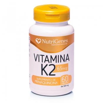 Vitamina K2 60 cápsulas | Nutrigenes
